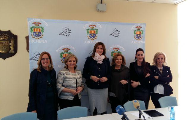 Presentado el I Encuentro Nacional de Mujeres Empresarias, Directivas y Ejecutivas que se celebra este fin de semana en Archena - 2, Foto 2