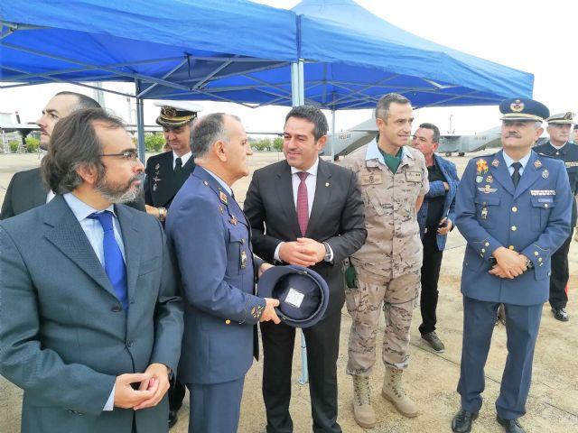 Los Zapadores Paracaidistas del Ejército del Aire celebran en la Base Aérea de Alcantarilla el XXV Aniversario del 1er Despliegue de los Destacamentos Aerotácticos del EA en Zona de Operaciones - 4, Foto 4