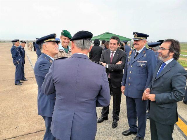 Los Zapadores Paracaidistas del Ejército del Aire celebran en la Base Aérea de Alcantarilla el XXV Aniversario del 1er Despliegue de los Destacamentos Aerotácticos del EA en Zona de Operaciones - 5, Foto 5