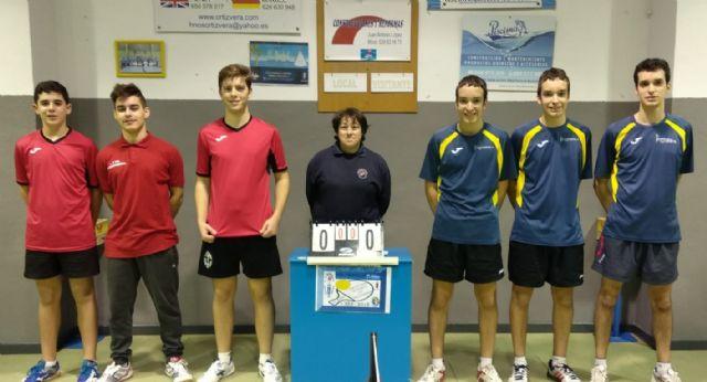 2nd national: CD Mazarrón TM 1 --- Totana Promesas 5, Foto 2