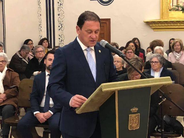 El alcalde Gaspar Miras renueva el voto de la Villa de Mazarrón a la Purísima Concepción - 2, Foto 2