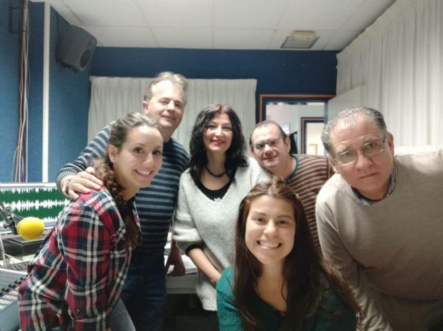 Radio Compañía recibirá el Premio Solidario ONCE Región de Murcia en la categoría de medios de comunicación por su programa Locuaces - 1, Foto 1
