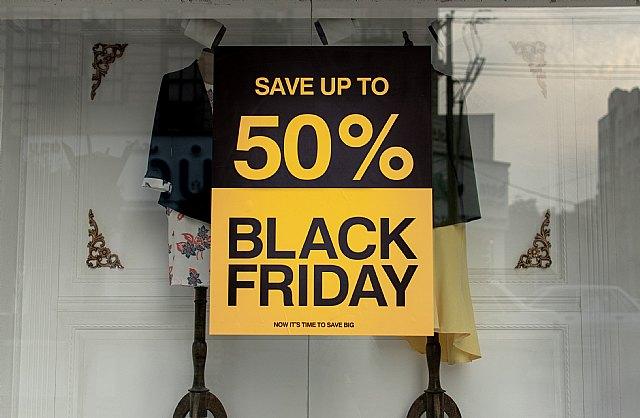 El gasto durante el Black Friday disminuirá un 4,2% hasta los 69€ por persona - 1, Foto 1
