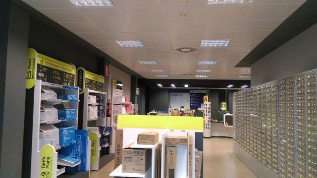 Los vecinos de Yecla ya pueden pagar los recibos municipales en la oficina de Correos - 1, Foto 1