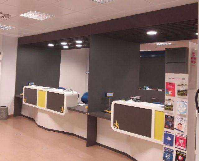 Los vecinos de Yecla ya pueden pagar los recibos municipales en la oficina de Correos - 2, Foto 2