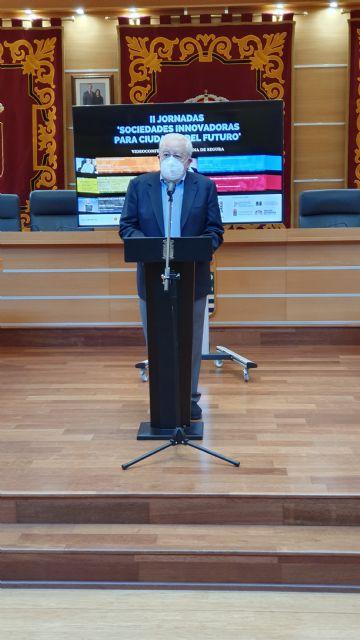 II Jornadas online Sociedades innovadoras para ciudades del futuro en Molina de Segura - 2, Foto 2