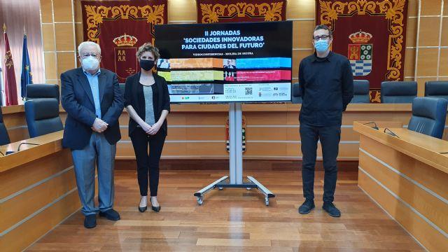 II Jornadas online Sociedades innovadoras para ciudades del futuro en Molina de Segura - 3, Foto 3