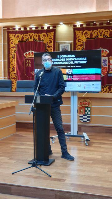 II Jornadas online Sociedades innovadoras para ciudades del futuro en Molina de Segura - 4, Foto 4