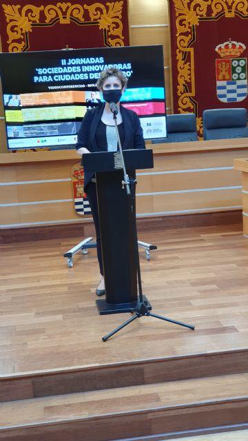 II Jornadas online Sociedades innovadoras para ciudades del futuro en Molina de Segura - 5, Foto 5