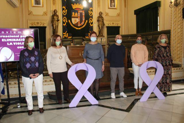 Presentadas las actividades para conmemorar el Día Internacional de la Eliminación de la Violencia de Género - 1, Foto 1