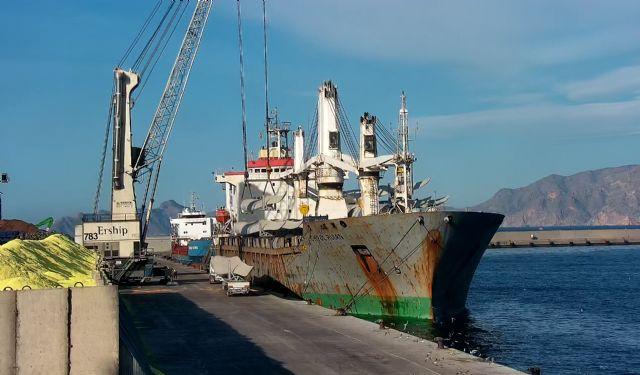 El Puerto de Cartagena afianza la exportación de piezas eólicas con más de 700 unidades hasta octubre - 1, Foto 1