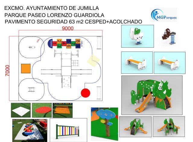 Comienzan las obras de remodelación integral de la avenida de la Asunción - 2, Foto 2