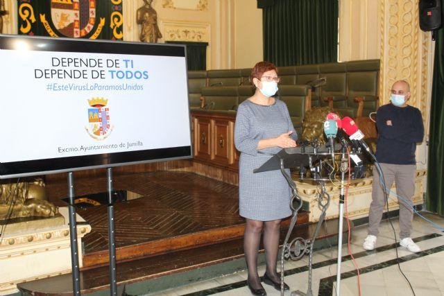 'Depende de ti, depende de todos': El Ayuntamiento pone en marcha una campaña de concienciación para frenar el covid19 en Navidad - 1, Foto 1