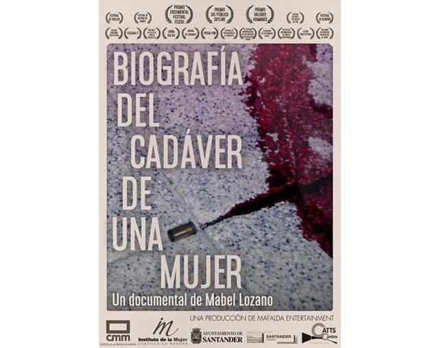 Biografía del cadáver de una mujer, de Mabel Lozano, candidato a los premios Goya - 1, Foto 1
