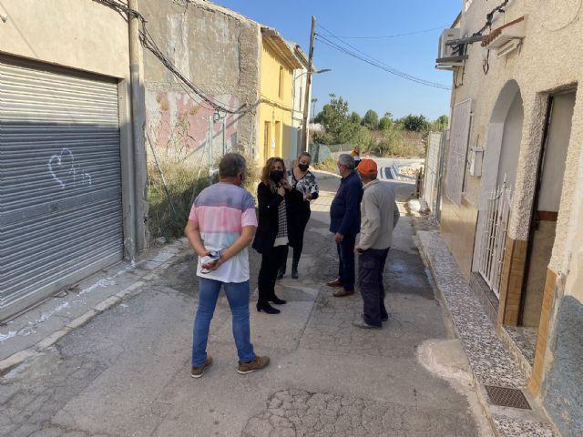 A punto de comenzar las obras de renovación de aceras y asfaltado del paraje de Los Risos - 3, Foto 3