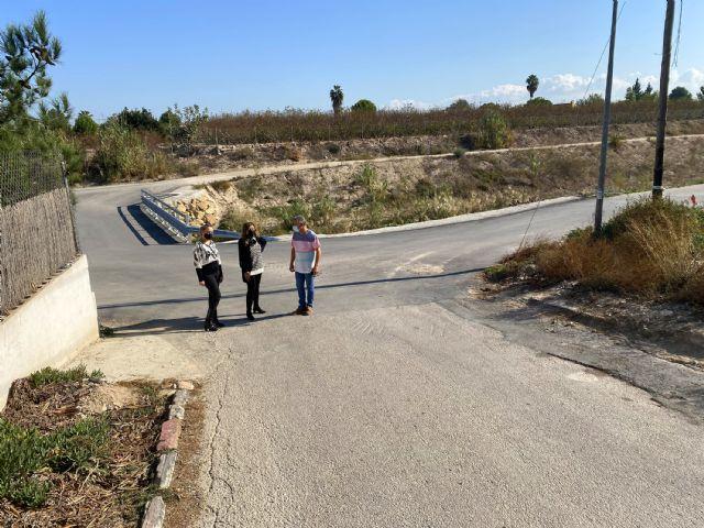 A punto de comenzar las obras de renovación de aceras y asfaltado del paraje de Los Risos - 4, Foto 4
