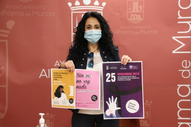 Alhama planta cara al machismo con motivo del 25N: Día Internacional de la Eliminación de la Violencia contra la Mujer - 1, Foto 1