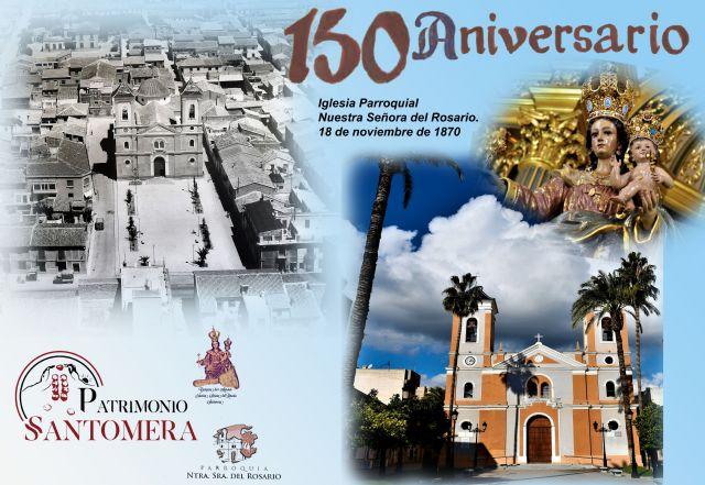 La Iglesia de Santomera celebra su 150 aniversario - 1, Foto 1