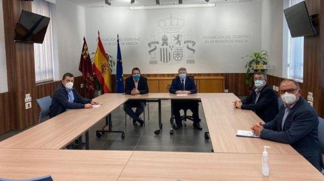 Los regantes de Sierra Espuña solicitarán un proyecto de instalación fotovoltaica para autoconsumo en «La Muela» - 1, Foto 1