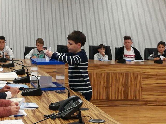 Un niño de Torre Pacheco candidato a representar a los niños y niñas del municipio ante el Congreso de los Diputados - 2, Foto 2