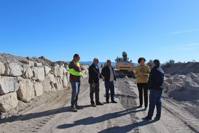La Confederación Hidrográfica del Segura realiza actuaciones de mejora en la Rambla del Murciano - 2, Foto 2