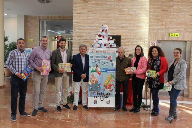 Navidades Solidarias para que ningún niño se quede sin juguete en Los Alcázares - 1, Foto 1