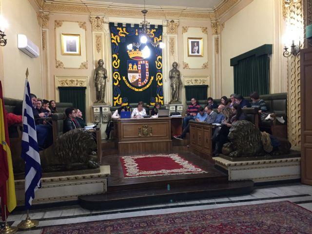 El pleno aprueba dedicar un monumento a los donantes de sangre y de médula de Jumilla - 1, Foto 1