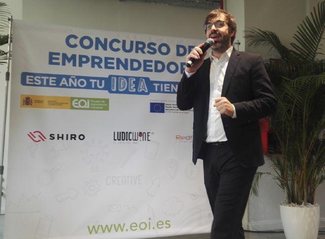 Una app de hip-hop gana el Concurso de Emprendedores promovido por EOI en la Región de Murcia - 1, Foto 1