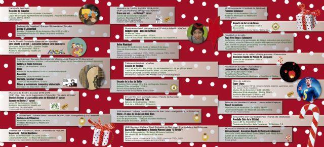 Calasparra, destino en Navidad. Presentada la programación especial - 2, Foto 2