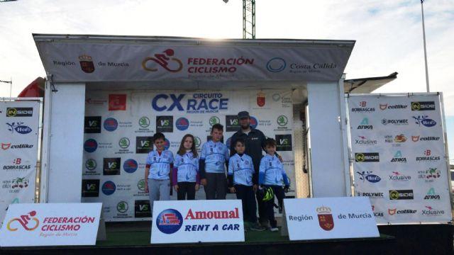 José Manuel Cayuela y Cecilia Sopeña se imponen en el III gran premio CX E-finisher de Ciclocross, Foto 2