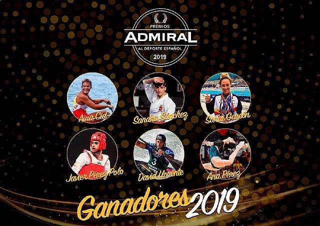 Los Premios Admiral al Deporte Español 2019 ya tienen ganadores - 1, Foto 1