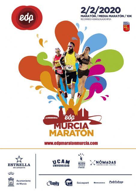 El 2 de febrero, Murcia se cita con el Maratón - 1, Foto 1