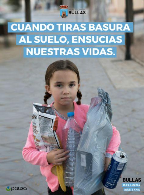 Campaña especial 'Bullas más limpia más sana' - 1, Foto 1