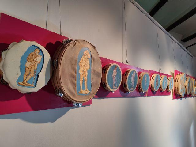 El Museo del Vino acoge el Belén de Francisco Salzillo en la óptica de Pérez Bayonas - 2, Foto 2