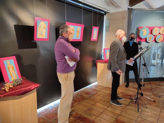 El Museo del Vino acoge el Belén de Francisco Salzillo en la óptica de Pérez Bayonas - 3, Foto 3
