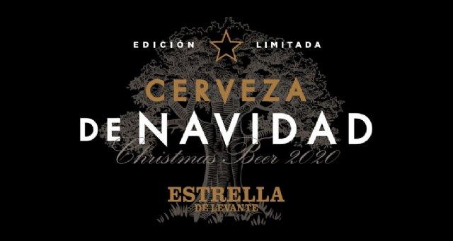 Estrella de Levante venderá su Cerveza de Navidad en el Mercadillo de la Glorieta en beneficio del Banco de Alimentos del Segura - 1, Foto 1