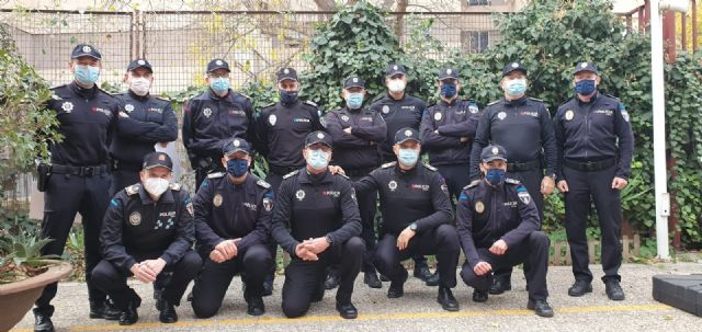 Acto de graduación de la promoción 2020 para mandos de Policía Local de la Región de Murcia - 1, Foto 1