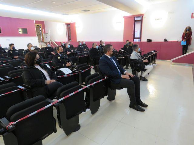 Acto de graduación de la promoción 2020 para mandos de Policía Local de la Región de Murcia - 3, Foto 3