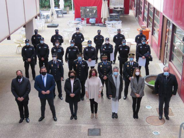 Acto de graduación de la promoción 2020 para mandos de Policía Local de la Región de Murcia - 4, Foto 4