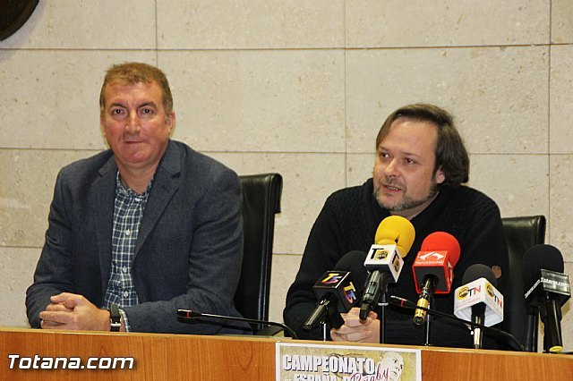Press conference Spanish Championship of Autonomous Rugby National Teams - 5