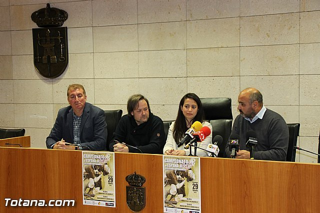 Press conference Spanish Championship of Autonomous Rugby National Teams - 7