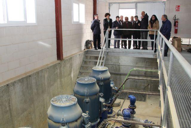 La alcaldesa y la Comunidad de Regantes se reúnen con el consejero de Agua, Agricultura y Ganadería - 2, Foto 2