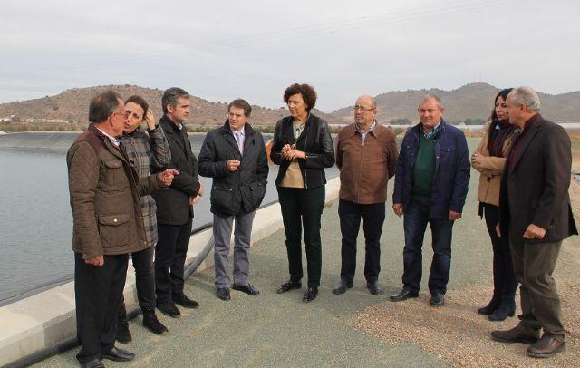 La Comunidad instalará placas fotovoltaicas en la depuradora de Puerto Lumbreras - 1, Foto 1