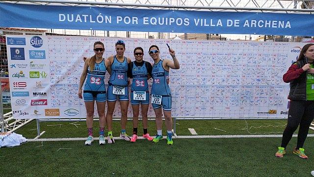 Águilas Primaflor conquista el Campeonato Regionales de Duatlón por Equipos contrarreloj - 2, Foto 2