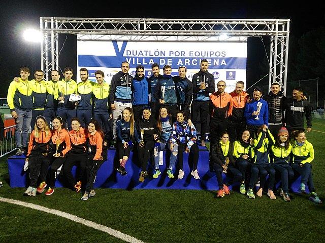 Águilas Primaflor conquista el Campeonato Regionales de Duatlón por Equipos contrarreloj - 3, Foto 3