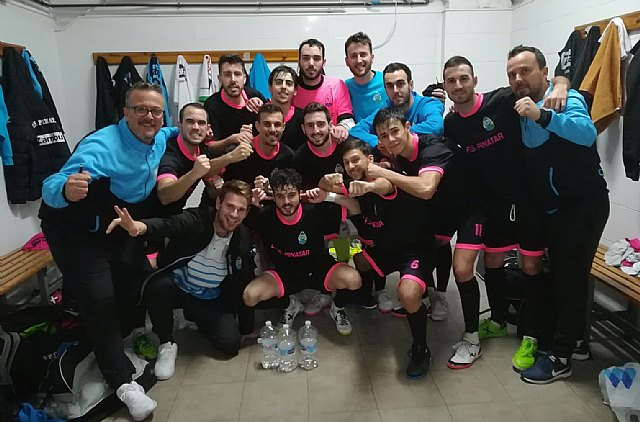 Zambú CFS Pinatar sigue con su cita Victoria en Sevilla - 1, Foto 1