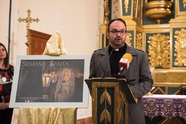 El párroco de Santiago, Francisco José Fernández, pregonará la Semana Santa de Mazarrón, Foto 1