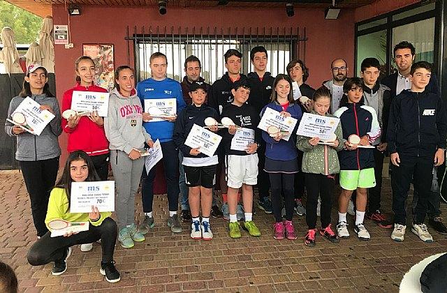 """Finaliza el XVIII Open Promesas de Tenis """"Ciudad de Totana"""", Foto 1"""