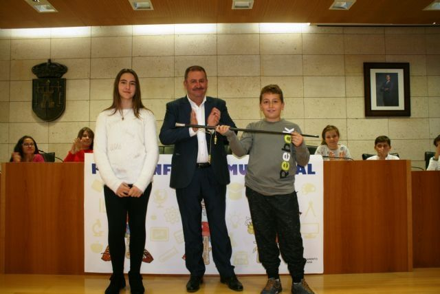 """The Children's Plenary of the 2018/2019 academic year is celebrated this Thursday under the title """"Totana, towards a more sustainable city"""", Foto 3"""