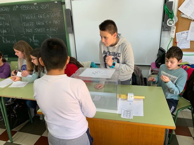 """The Children's Plenary of the 2018/2019 academic year is celebrated this Thursday under the title """"Totana, towards a more sustainable city"""", Foto 8"""